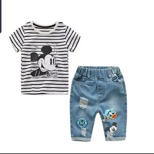 boys 2 Pieces set size 2T